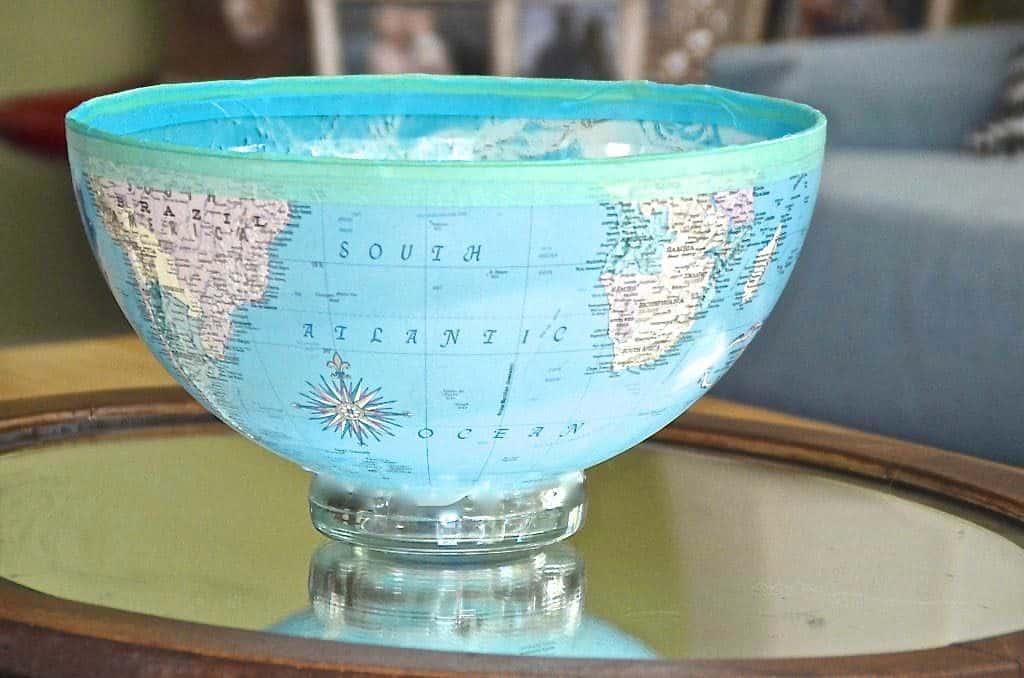 Going Globe-bowl