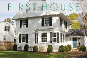 first house tour