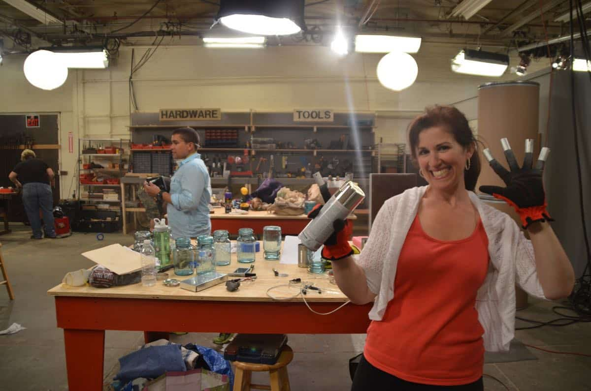 See what it's like to be on the show flea market flip? I'm dishing!