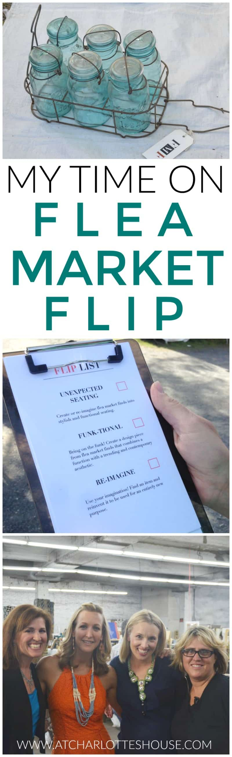I got to be on Flea Market Flip and I'm sharing all the fun and exciting details!