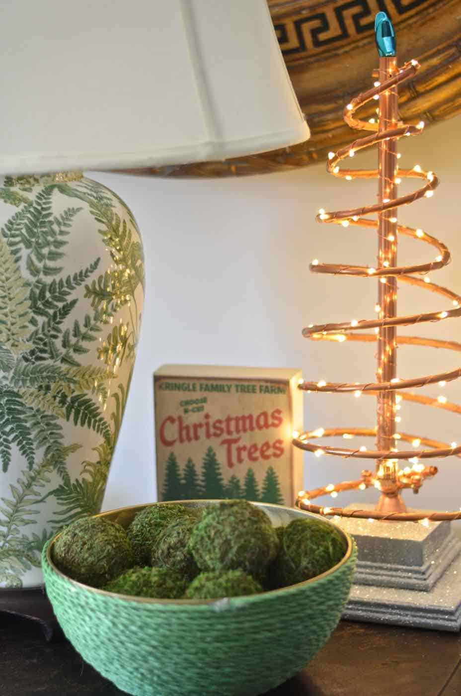 Eclectic holiday house tour