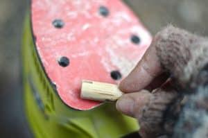 sand clothespins