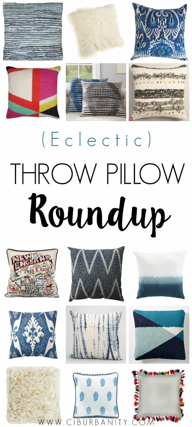 Pillow round up