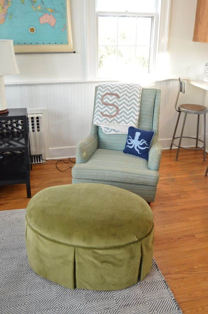 furniture to recover in family room