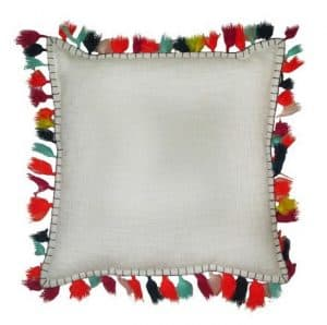 target tassel pillow