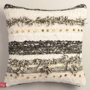 wedding blanket pillow