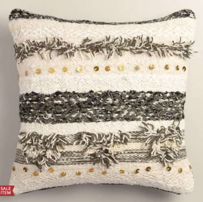 wedding blanket pillow