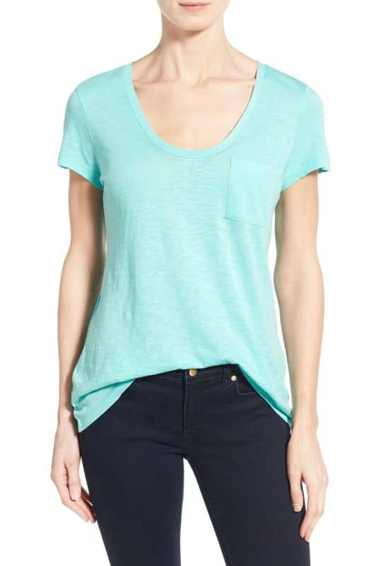 Cotton t-shirt Nordstrom