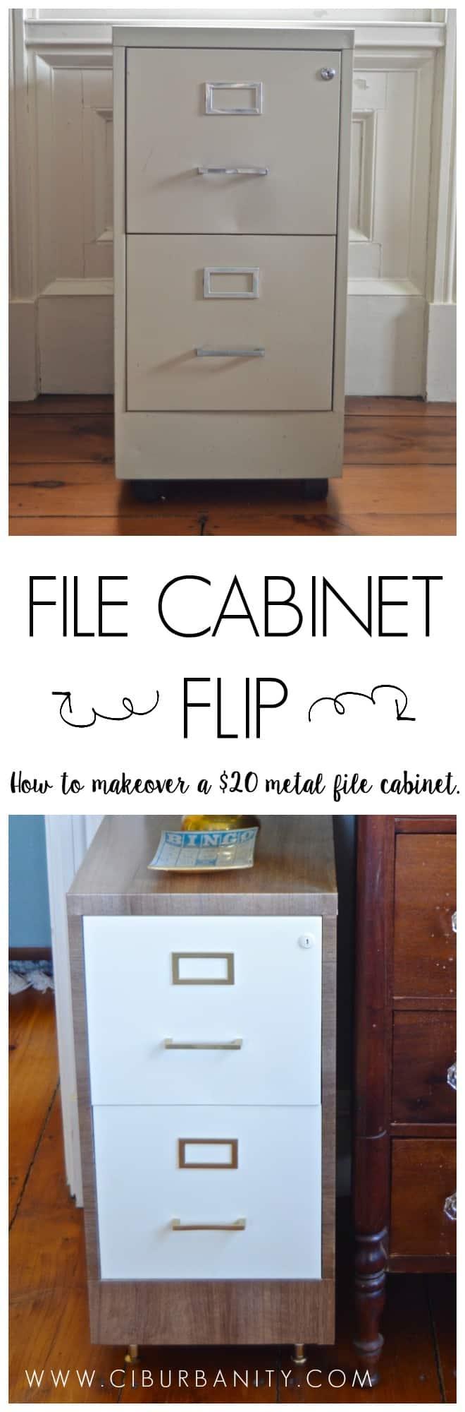 File Cabinet Flip