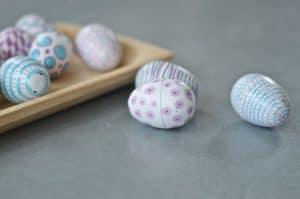 Scattered easter eggs D