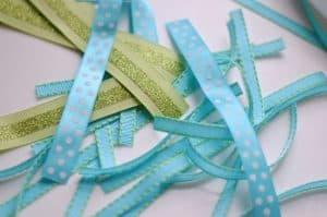 cut all the ribbon
