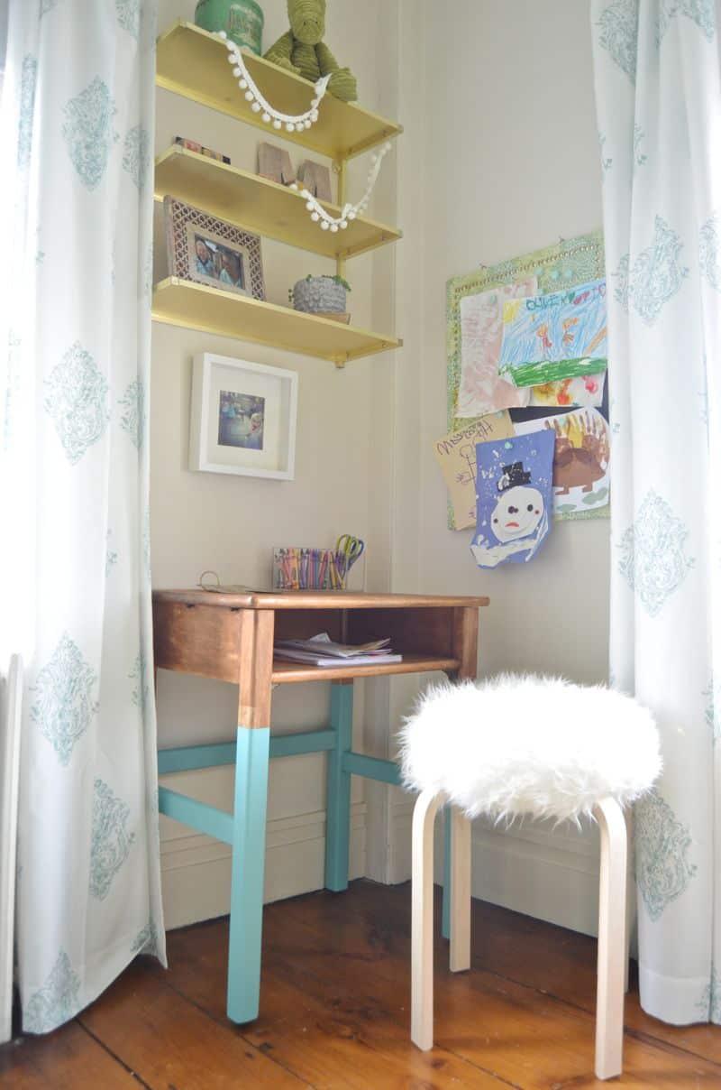 desk for Martha's room