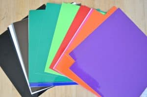 rainbow vinyl