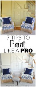 7 tips to paint like a pro