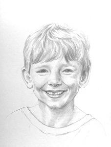 Oliver portrait