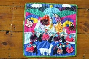 swap tapestry before