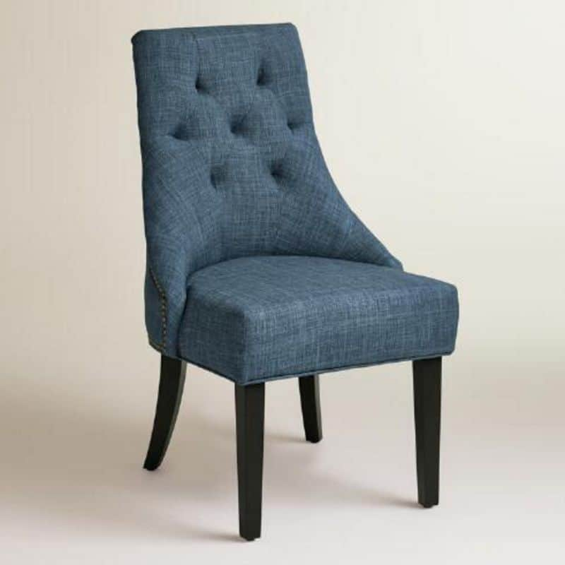 Blue World Market Chair