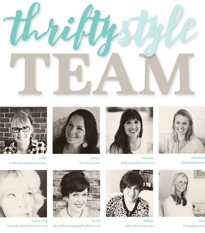 Thrifty Style Team Faces