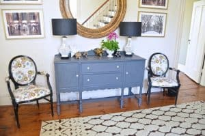 Small space makeovers to inspire... foyers and laundry rooms and mudrooms!