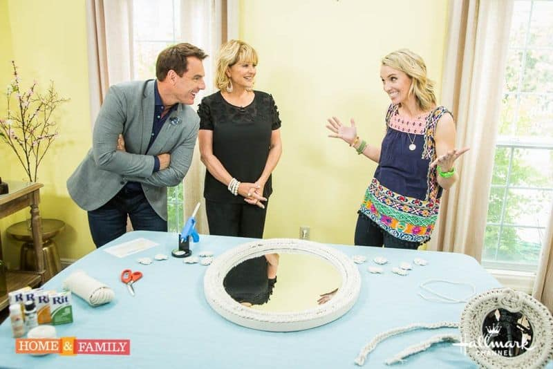 My Trip to Film With the Home and Family Show