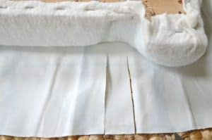 marks for fabric cut out