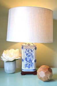 How to repair and revive an old lamp in under 15 minutes by replacing the socket.