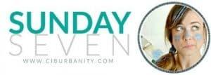 UDH Sunday Seven Logo excerpt