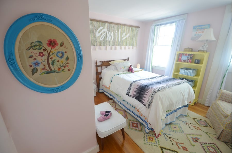 How To Have Vintage Style In A Kids Room