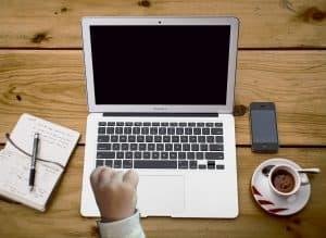 arthur-blogging