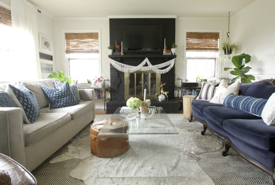 DIY bloggers answer seven questions about their style and their homes and their business each Sunday on At Charlotte's House… this week Primitive and Proper.