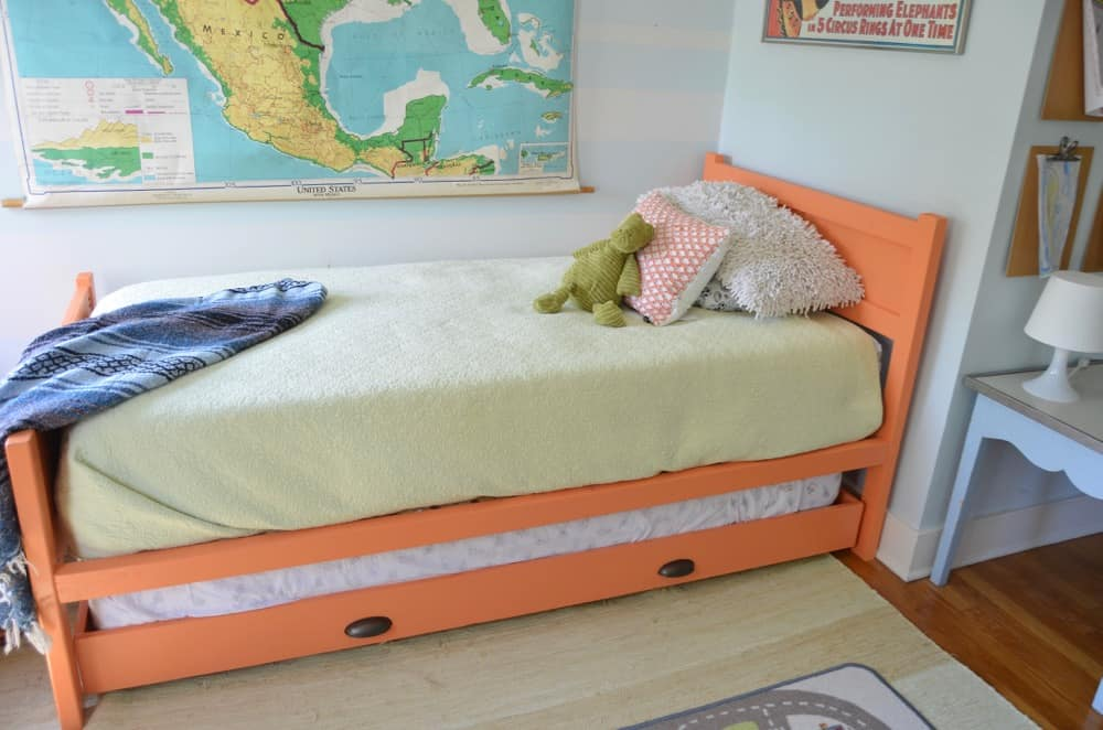 Diy Trundle Bed At Charlotte S House