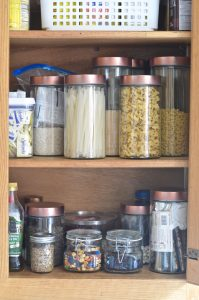 How to get rid of pantry moths for good.