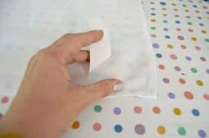 DIY Ribbon skirt using simple inexpensive materials!