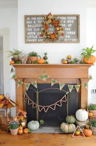 fall-harvest-mantel