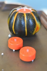 gourd-votive