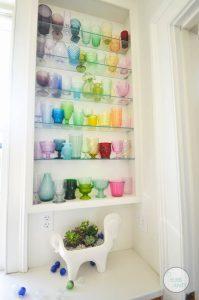 painted-rainbow-glassware