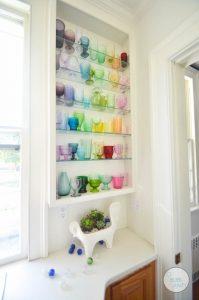 rainbow-glassware
