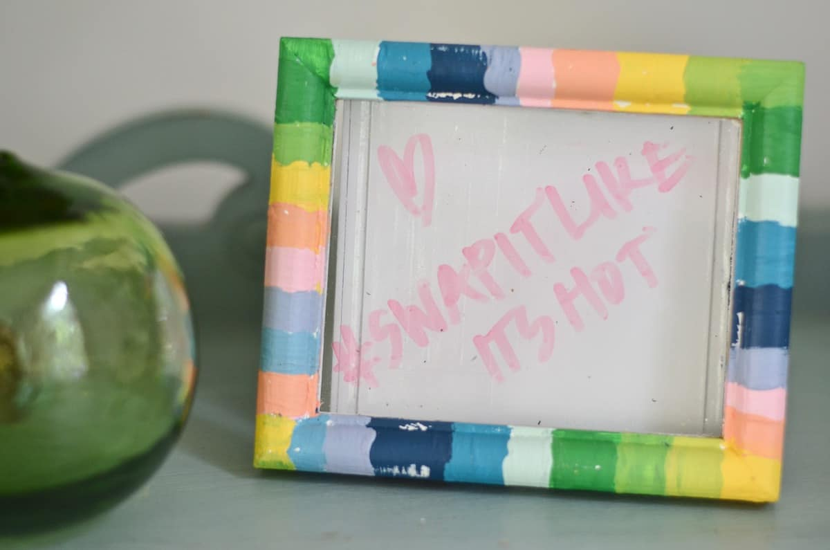 Bloggers repurpose thrifted treasures with a little DIY magic- Swap It Like Its Hot
