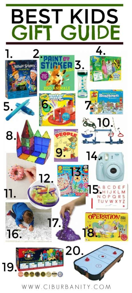 Best Kids Gift Guide