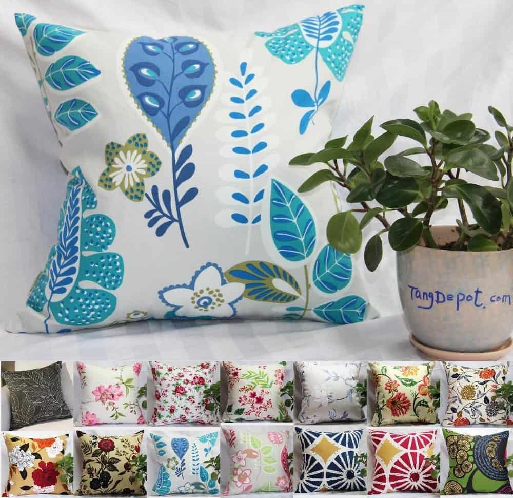 floral-pillow