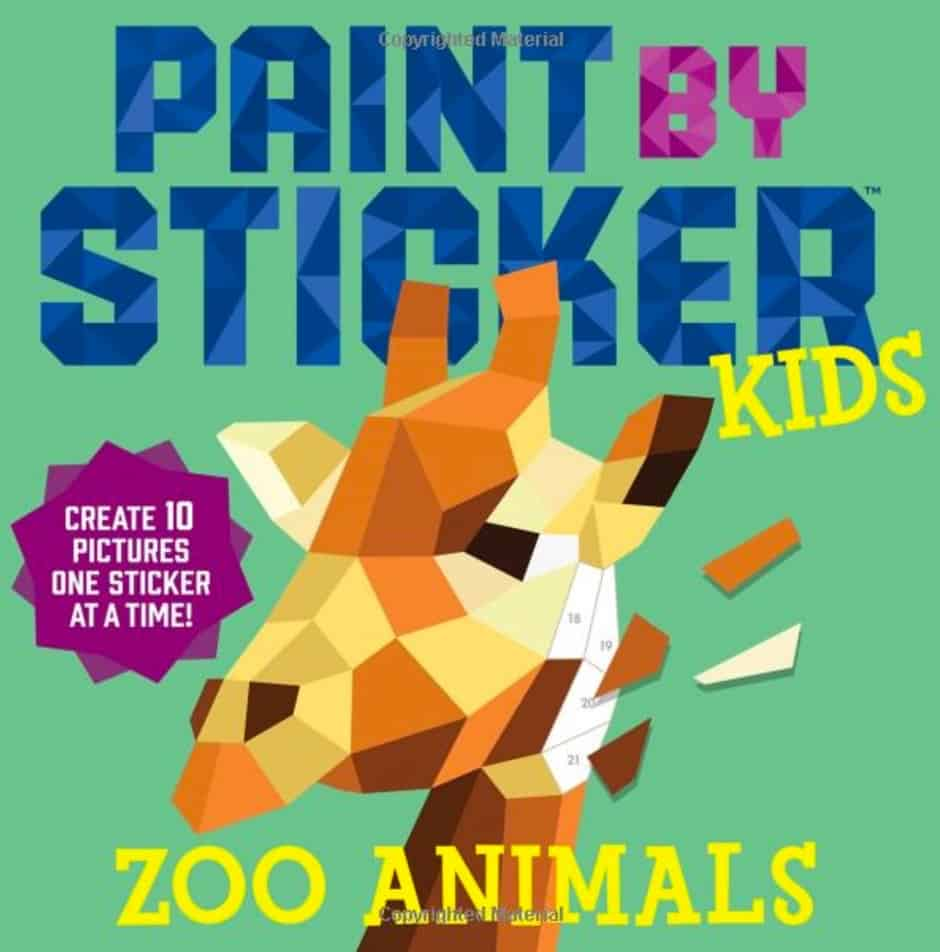 sticker-book