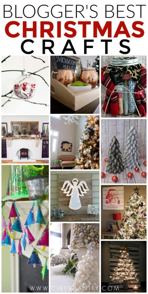 Blogger's Best Christmas Crafts