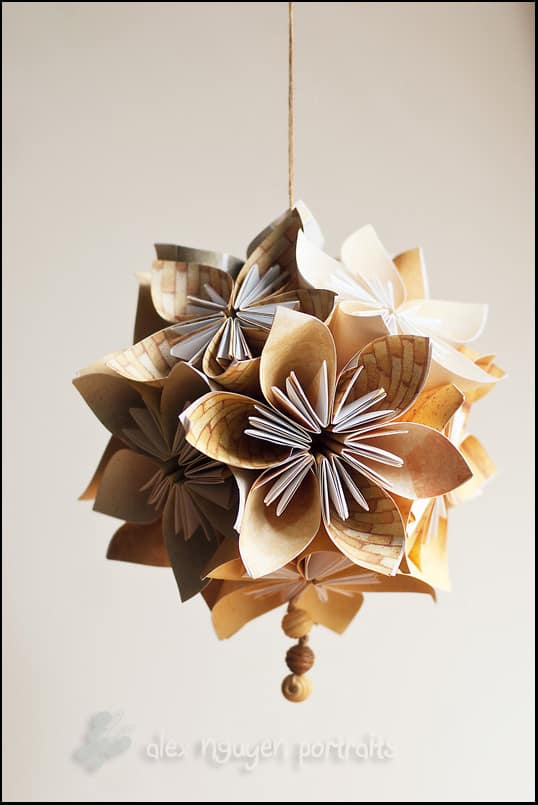 Favorite DIY ideas for homemade tree toppers.