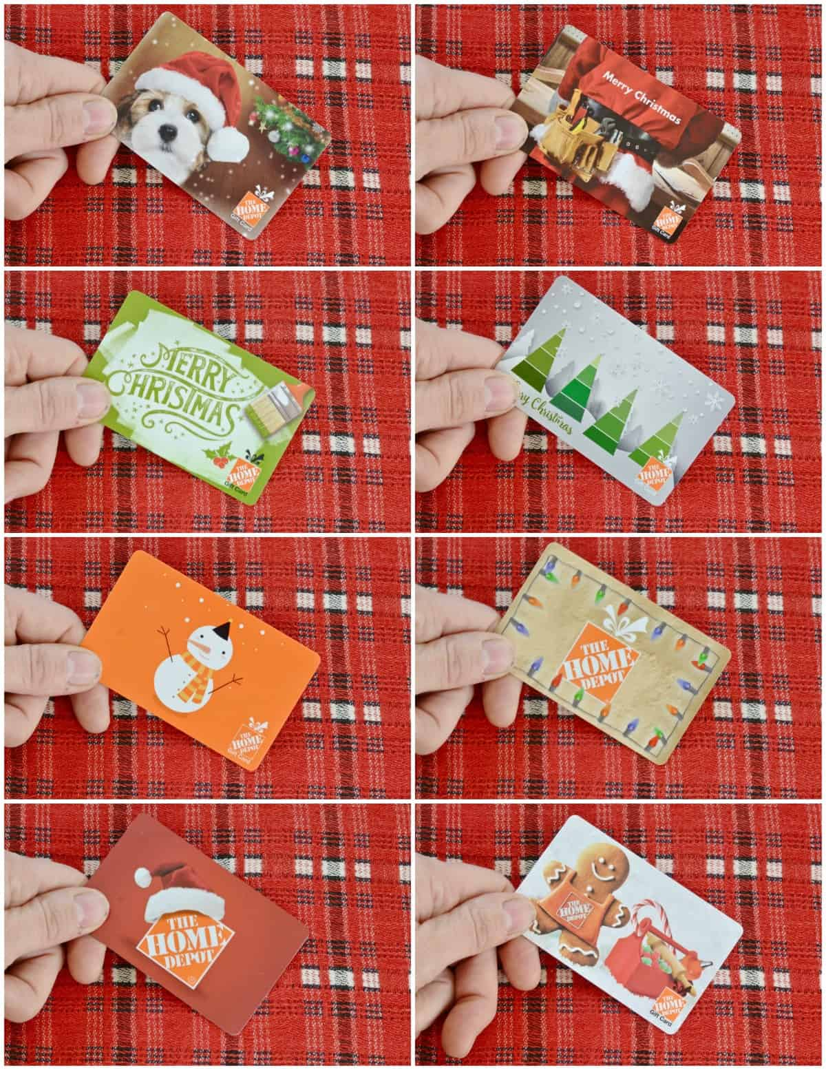 DIY Gift Card holders... magic flip wallets