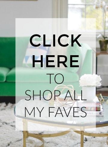 shop my favorite items