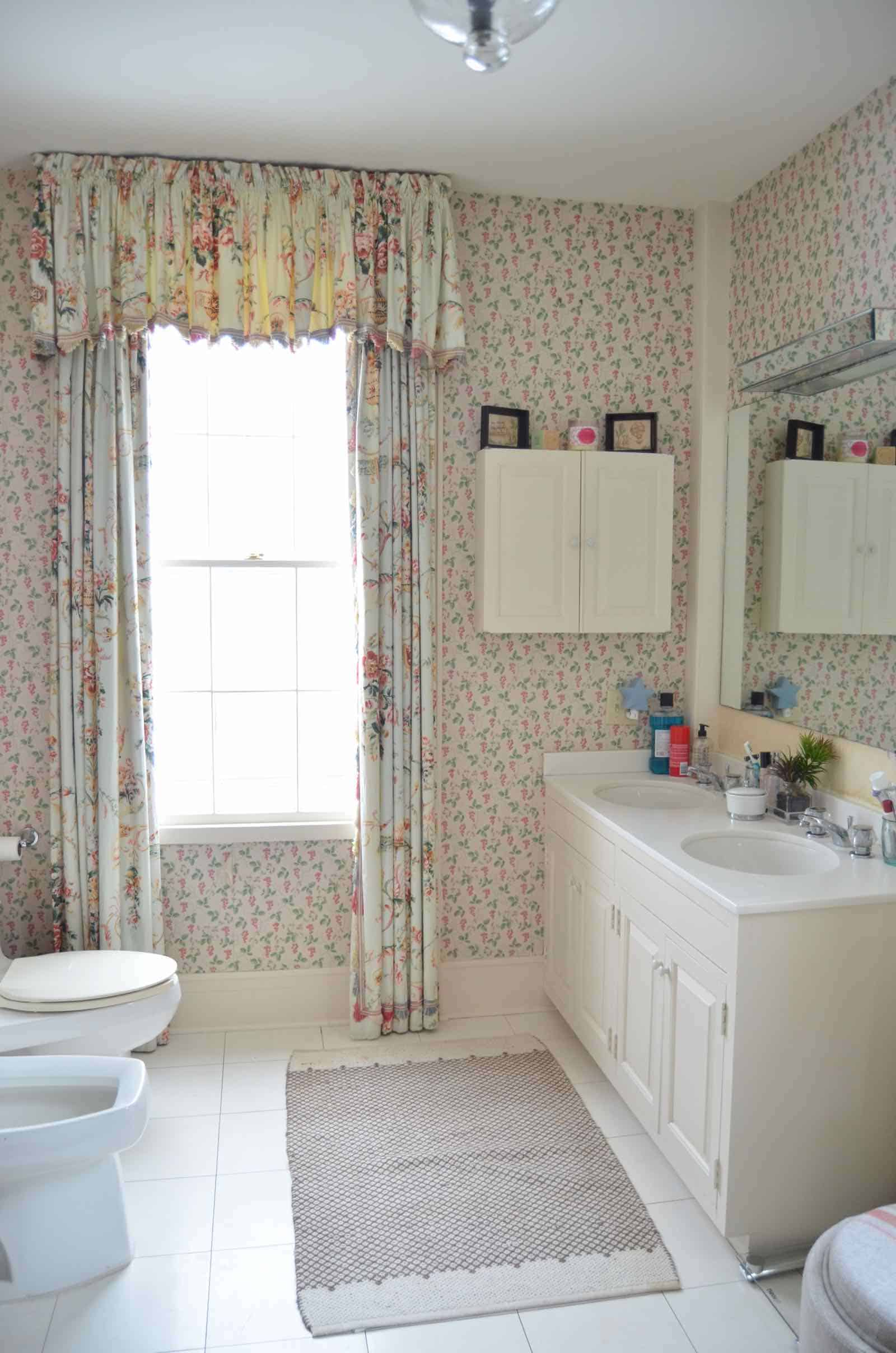 master bathroom vision board and plans!