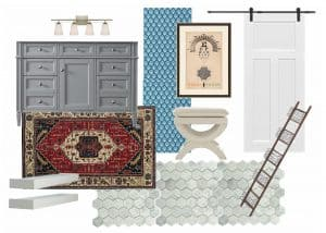 Plans for Our Master Bathroom