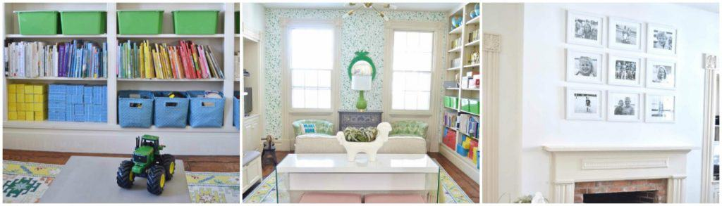 Our Colorful Playroom Reveal