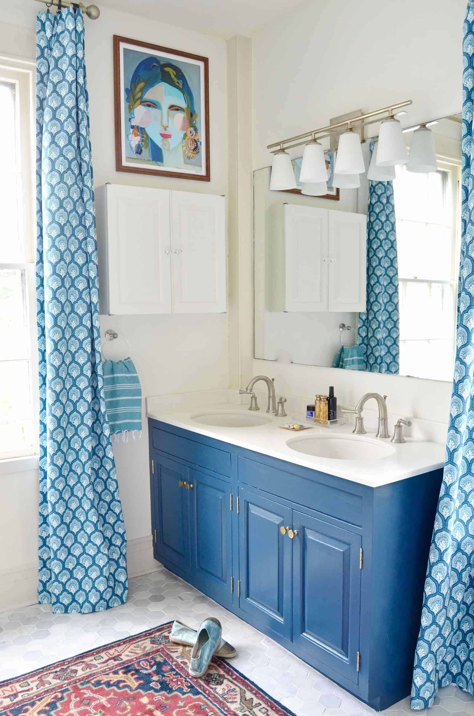 Master Bathroom REVEAL - At Charlotte\'s House