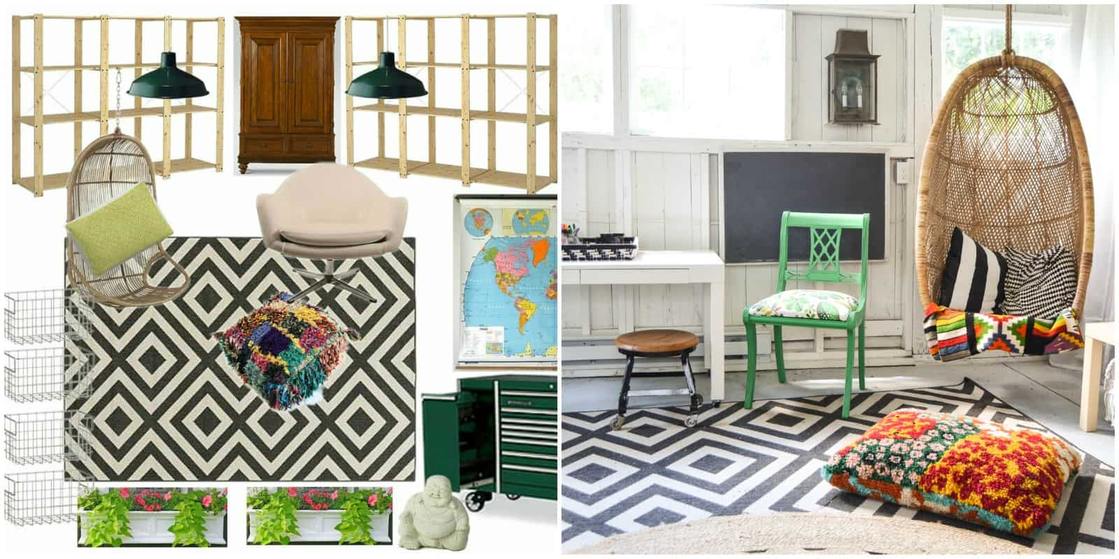 How i plan a room at charlotte 39 s house for Home design vision board
